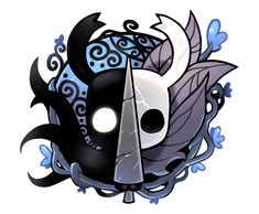 "De \""Hollow - 1 Read 1 from the story De \""Hollow by -JES_fiorear- (.) with 366 reads. Knight Drawing, Knight Art, Dessin Old School, Knight Tattoo, Fan Art Anime, Hollow Night, Knight Games, Hollow Art, Arte Obscura"