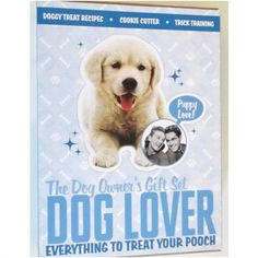 The Dog Owners Dog Lover Gift Set Everything To Treat Your Dog Recipes Training+