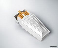 Tasarım: En Anlamlı Sigara Kutusu-Marketing Blog