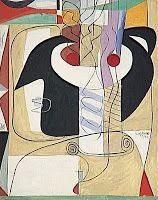 Le Corbusier - Metamorphosis of a violin, 1922, Pompidou Center, Paris.