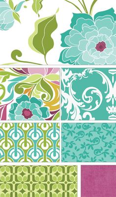 Halle Rose by Lila Tueller for Riley Blake Designs #hallerose #lilatueller #rileyblakedesigns