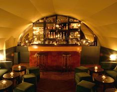 The Coolest Cocktail Bars in Paris
