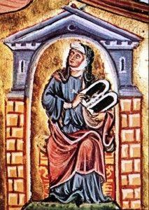 Ildegarda di Bingen (Bermersheim vor der Höhe, 1098 – Bingen am Rhein, 17 settembre 1179) è stata una religiosa e naturalista tedesca. Benedettina, è venerata come santa dalla Chiesa cattolica; nel 2012 è stata dichiarata dottore della Chiesa da papa Benedetto XVI. Nella sua vita fu, inoltre, scrittrice, drammaturga, poetessa, musicista e compositrice, filosofa, linguista, cosmologa, guaritrice, naturalista, consigliera politica e profetessa.