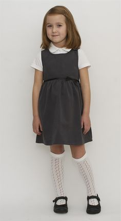 Organic School Uniform - Pinafore Dress (http://www.bynature.co.uk/organic-school-uniform-pinafore-dress/)