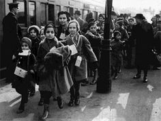 Bertha Bracey, a Quaker, organized the Kindertransport which allowed 10,000 Jewish children to escape Nazi Germany and be fostered into homes in England. Many were the only survivors of their family at the end of WWII.