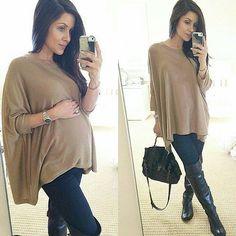 e7774eeaa 38 mejores imágenes de Outfits para embarazadas