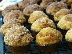 The Gluten Free Spouse: Gluten Free Doughnut Mini Muffins Recipe