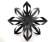 DIY Finnish paper star