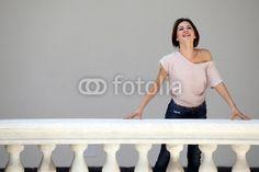 Ragazza al balcone  Model: Diana Mary