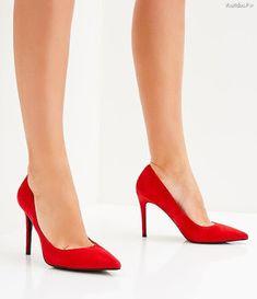 ca3980e76f6044 86 Ideas de Zapatos Rojos para Mujeres ¡Modernas Ideas con Fotos y Videos!  Zapatos