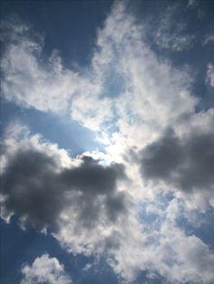 2017년 5월 10일의 하늘 #sky #cloud #sun
