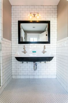 Get the look: Kohler Brockway sinks ~Where was this sink when I was building my house?~B