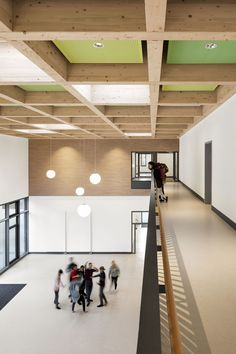 久洛·特里比希学校扩建,德国汉堡 / gmp - 谷德设计网