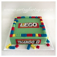 Lego Cake #legocake Cupcake Cakes, Cupcakes, Lego Cake, Arcade Games, Party, Parties, Cupcake, Cup Cakes, Cup Cakes