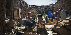Niños en emergencias: 'la otra normalidad'|Lorena Cobas González | | MI OPINIÓN DE LA ACTUALIDAD
