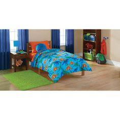 dinosaur comforter set - Google Search Dinosaur Comforter, Comforter Sets, Comforters, Baby Kids, Twins, Baby Rooms, Blue, Furniture, Pony