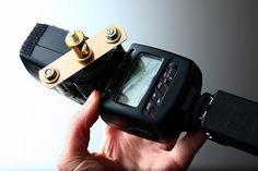#DIY Flash mount for SB-XX's