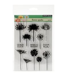 Enhance the visual appeal of your handmade art and craft items with the Penny Black T For Transparent Clear Stamps. This pack contains 13 decorative clear stamps in assorted shapes and sizes. Each sta