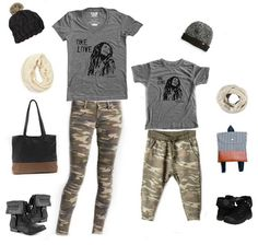 Mommy and Me outfit inspiration | Matching Stellar Love tees with your lil one is the best | Bundle sets are in stock now | Shop www.stellar-seven.com #stellarseven #onelove #bobmarley #mommyandme #twinses #ootd #fashion #babyootd