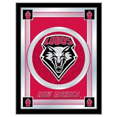 Use this Exclusive coupon code: PINFIVE to receive an additional 5% off the University of New Mexico Logo Mirror at SportsFansPlus.com