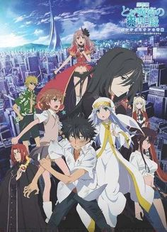 To Aru Majutsu no Index Film – Endymion no Kiseki VOSTFR BLURAY | Animes-Mangas-DDL