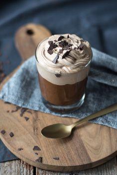 Espresso-Mousse au Chocolat