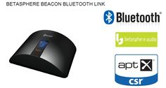 Betasphere Audio Beacon HR- 120 Bluetooth Link