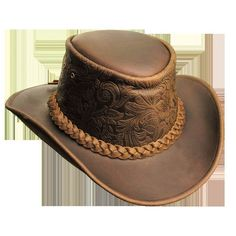 Western Boot Sales - Online Western Store - Bullhide® Burnt Dust Leather Hat  - Brown 83356bceb41d