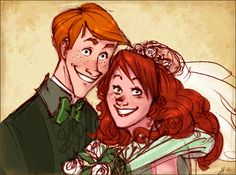Arthur and Molly ♥