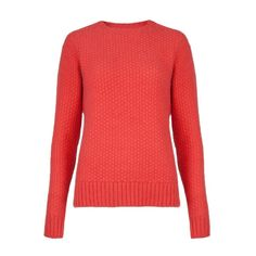 Ted Baker MIIKO - Elbow patch sweater ($235) ❤ liked on Polyvore