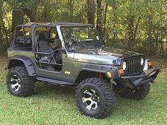 Hello from Louisiana!!!- 2000 Jeep Wrangler TJ