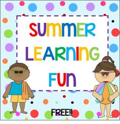 **UPDATED**Send your students into summer with a calendar full of learning ideas. Each day has a new task to complete such as finding 5 squares or writing your name in sand.   Also included in this pack is a resource for parents to use to help find different ways to review sight words with their child.