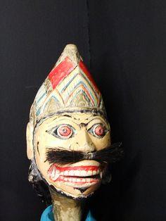 Marionetas de Vara - Wayang Golek, Indonesia