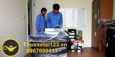 Dịch vụ chuyển nhà trọn gói tại Quận Hoàn Kiếm | Chuyển nhà Thần Đèn