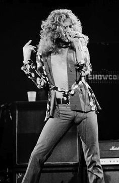"Robert Plant  ""Packing"""