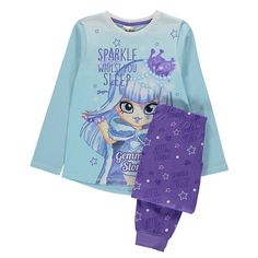 Shopkins Gemma Stone Pyjamas