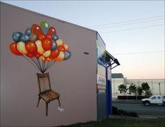 Fintan Magee, Brisbane, Australia - unurth | street art
