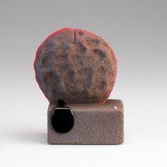 forma es vacío, vacío es forma: Ron Nagle - cerámica