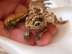 Les magnifiques Dragons de perles de Alyona Lytvin (20 modèles)