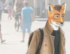 "Check out new work on my @Behance portfolio: ""Foxy Berliner"" http://be.net/gallery/63636429/Foxy-Berliner"