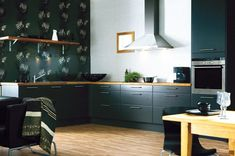 Corner Desk, Kitchens, Kitchen Cabinets, Kitchen Inspiration, Furniture, Design, Home Decor, Corner Table, Decoration Home