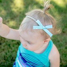 Check out this item in my Etsy shop https://www.etsy.com/listing/286585597/handtied-bow-girls-headband-one-size