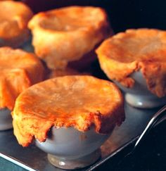 Recipe: Rather Sweet Bakery All-Sold-Out Chicken Pot Pies (freeze ahead, with photo) - Recipelink.com