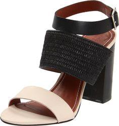 Amazon.com: Elizabeth and James Womens Clair Sandal: Shoes