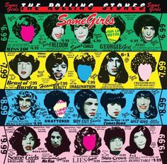 The Rolling Stones, Rolling Stones Album Covers, Rolling Stones Albums, Rock Album Covers, Classic Album Covers, Iconic Album Covers, Cover Art, Lp Cover, Vinyl Cover