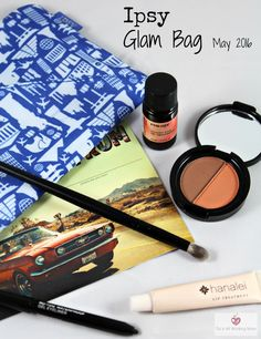 Ipsy Glam Bag May 2016 - Do It All Working Mom