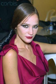 1999-00 - John Galliano Backstage - Caroline Ribeiro