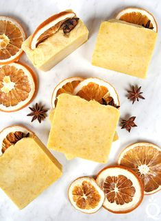 This Orange Spice Hot Process Soap Tutorial shows you how to create rustic soap from scratch. It's made with essential oils and natural orange powder. Slow Cosmetic, Diy Cosmetic, Handmade Soap Recipes, Handmade Soaps, Soap Tutorial, Soap Maker, Soap Packaging, Cold Process Soap, Home Made Soap