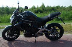 Kawasaki ER6N #tekoop #aangeboden in de groep van Motortreffer #motorentekoopmt #motortreffer #kawasaki #kawasakier6n