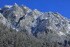 Tatrzański Park Narodowy / Tatra National Park, Poland. Located 100 km south from Cracow, Tatra National Park is the most visited national park in Poland with unique mountain landscape.